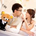 Eva & Dicki (玫瑰海岸 婚紗攝影 Dec 2012)