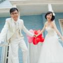 Wister & Goerge (香港 玫瑰海岸 婚紗攝影 Oct 2012)
