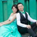 Chloe & Wilson (香港 婚紗攝影 Apr 2013)