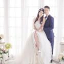 Christina & Saminly (韓式影樓 婚紗攝影 May 2015)