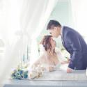 Katie & Tommy (韓式影樓 婚紗攝影 Sep 2015)