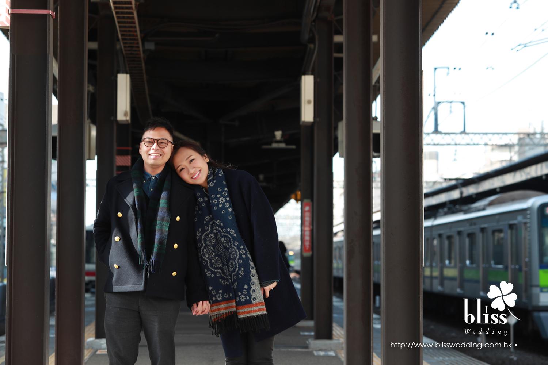 Shan & Nick (東京 婚紗攝影 October 2017)