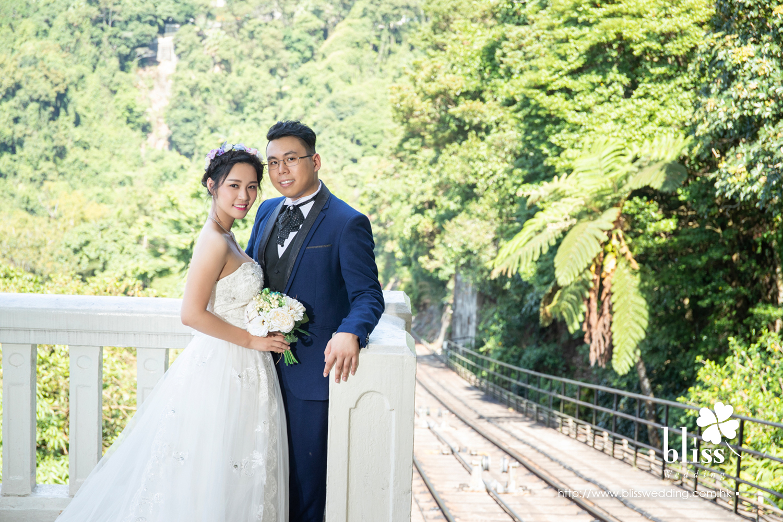 Kimmy & Jack (香港 韓式影樓 婚紗攝影 May 2018)