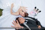 Miki & Howe (香港 婚紗攝影 Dec 2012)