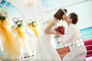 Jennifer & Ho Man (婚紗城 婚紗攝影 Jun 2013)