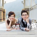 Stephanie & Steve (香港 婚紗攝影 Apr 2013)