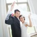 Nana & Denny (玫瑰海岸 婚紗攝影 Sep 2013)
