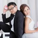 Daisy & Edwin (香港 婚紗攝影 Oct 2013)