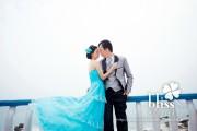 Bobo & Kenny (玫瑰海岸 婚紗攝影 Dec 2013)