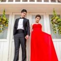 Nicole & Nick (玫瑰海岸 哈施塔特 婚紗攝影 Feb 2014)