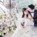 Angie & Ka Chun (韓式影樓 婚紗攝影 Jun 2015)