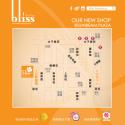 Bliss Wedding日昇廣場全新門市 (路線圖)
