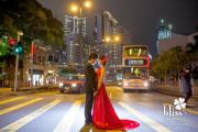 Lui & Tse (香港 婚紗城 婚紗攝影 Mar 2016)