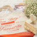 【限量版】6週年禮物 ♥我的最愛帆布袋♥