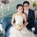 Lily & Roger (影樓 婚紗攝影 August 2016)