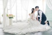 Karis & Billy (影樓 婚紗攝影 July 2017)