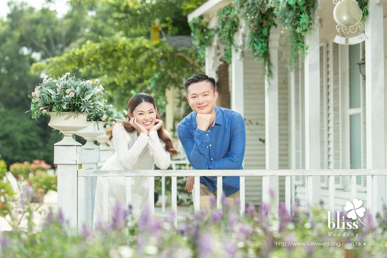 Karen & Alan (婚紗城 婚紗攝影 July 2018)