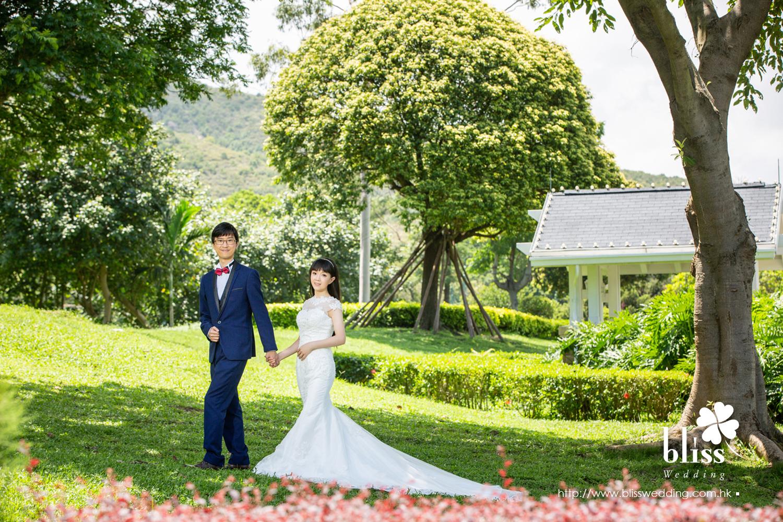 Daisy & William (香港 婚紗城 婚紗攝影 June 2018)
